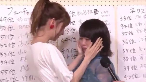 2017 06 17 SHOWROOM 第9回AKB48総選挙SHOWROOM裏生配信 MC柏木由紀.mp4 - 00092