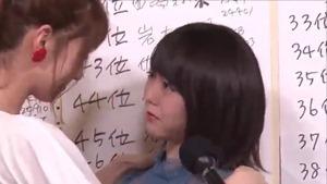 2017 06 17 SHOWROOM 第9回AKB48総選挙SHOWROOM裏生配信 MC柏木由紀.mp4 - 00095
