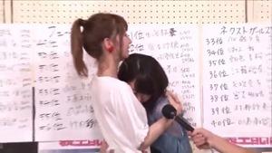 2017 06 17 SHOWROOM 第9回AKB48総選挙SHOWROOM裏生配信 MC柏木由紀.mp4 - 00102