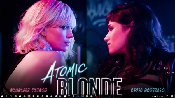 Atomic Blonde Wallpaper