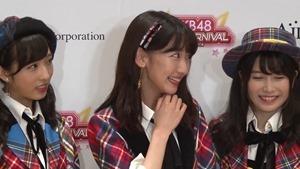 AKB48 が音ゲー発売!横山由依「前田敦子さん結婚おめでたい」.MP4 - 00012