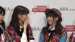 AKB48 が音ゲー発売!横山由依「前田敦子さん結婚おめでたい」.MP4 - 00084