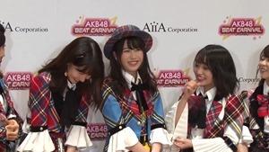 AKB48 が音ゲー発売!横山由依「前田敦子さん結婚おめでたい」.MP4 - 00059