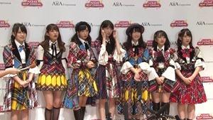 AKB48 が音ゲー発売!横山由依「前田敦子さん結婚おめでたい」.MP4 - 00067