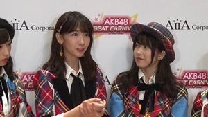 AKB48 が音ゲー発売!横山由依「前田敦子さん結婚おめでたい」.MP4 - 00069