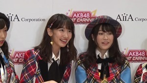 AKB48 が音ゲー発売!横山由依「前田敦子さん結婚おめでたい」.MP4 - 00083