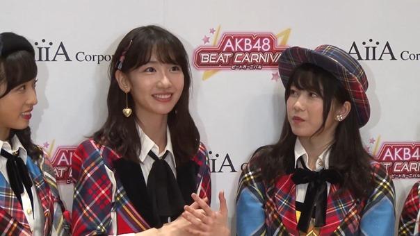 AKB48 が音ゲー発売!横山由依「前田敦子さん結婚おめでたい」.MP4 - 00105