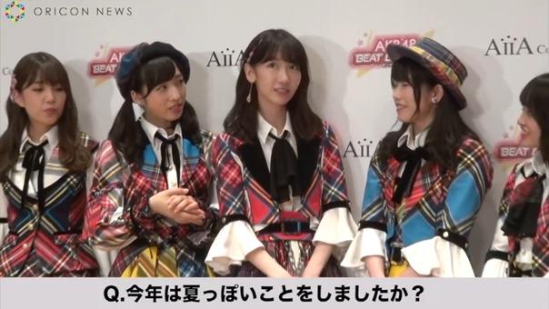 AKB48、新作音楽ゲームアプリをアピール 柏木由紀はNGT48メンバーとバーベキューしたことも告白 アイア 音楽ゲームアプリ『AKB48ビートカーニバル』記者発表会.MP4 - 00035