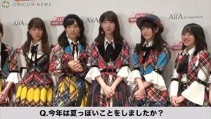 AKB48、新作音楽ゲームアプリをアピール 柏木由紀はNGT48メンバーとバーベキューしたことも告白 アイア 音楽ゲームアプリ『AKB48ビートカーニバル』記者発表会.MP4 - 00036