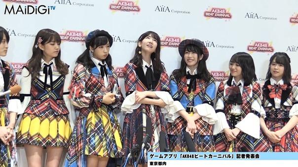 """AKB48柏木由紀、秋元康公認の""""おつぼねババア""""宣言 指原莉乃と「ずぶとくいる」 「AKB48ビートカーニバル」記者発表会4.MP4 - 00084"""