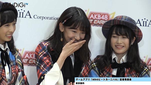 """AKB48柏木由紀、秋元康公認の""""おつぼねババア""""宣言 指原莉乃と「ずぶとくいる」 「AKB48ビートカーニバル」記者発表会4.MP4 - 00117"""