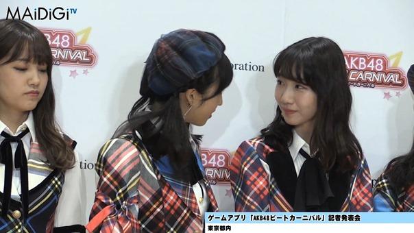 """""""音ゲーマニア""""柏木由紀、小学時代は「観衆集めるぐらい」「AKB48ビートカーニバル」記者発表会3.MP4 - 00083"""