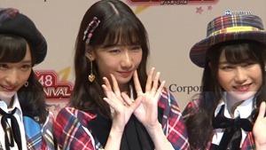 AKB48柏木由紀、さや姉の卒業「寂しい」.MP4 - 00002