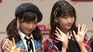 AKB48柏木由紀、さや姉の卒業「寂しい」.MP4 - 00003