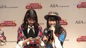 AKB48柏木由紀、さや姉の卒業「寂しい」.MP4 - 00004