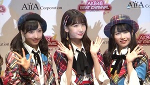 AKB48柏木由紀、さや姉の卒業「寂しい」.MP4 - 00007