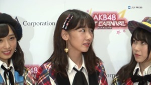 AKB48柏木由紀、さや姉の卒業「寂しい」.MP4 - 00018