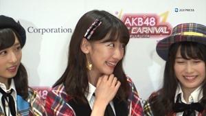 AKB48柏木由紀、さや姉の卒業「寂しい」.MP4 - 00023