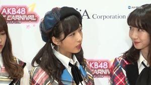 AKB48柏木由紀、さや姉の卒業「寂しい」.MP4 - 00030