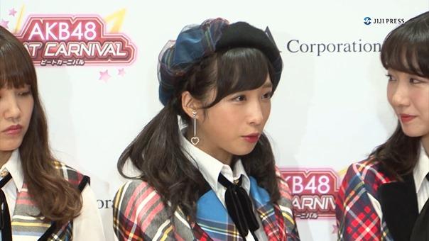 AKB48柏木由紀、さや姉の卒業「寂しい」.MP4 - 00034