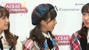 AKB48柏木由紀、さや姉の卒業「寂しい」.MP4 - 00036