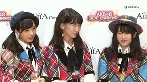 AKB48柏木由紀、さや姉の卒業「寂しい」.MP4 - 00052