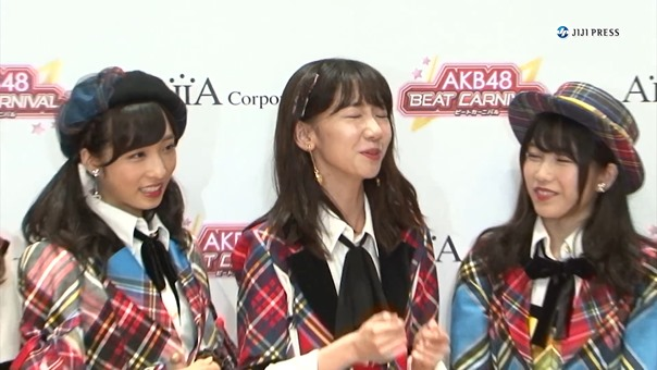 AKB48柏木由紀、さや姉の卒業「寂しい」.MP4 - 00056