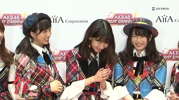 AKB48柏木由紀、さや姉の卒業「寂しい」.MP4 - 00061