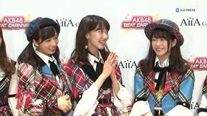 AKB48柏木由紀、さや姉の卒業「寂しい」.MP4 - 00068