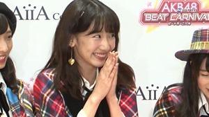 AKB48柏木由紀、さや姉の卒業「寂しい」.MP4 - 00077