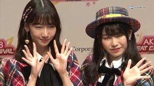 AKB48柏木由紀、さや姉の卒業「寂しい」.MP4 - 00097