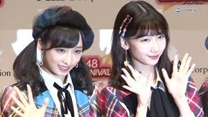 AKB48柏木由紀、さや姉の卒業「寂しい」.MP4 - 00099