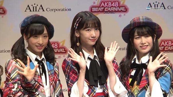 AKB48柏木由紀、さや姉の卒業「寂しい」.MP4 - 00107