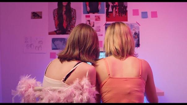 Snogging - Lesbian Short Film.MP4 - 00002