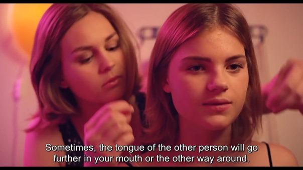 Snogging - Lesbian Short Film.MP4 - 00095