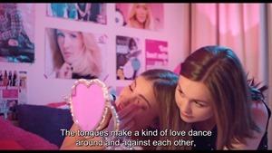 Snogging - Lesbian Short Film.MP4 - 00116