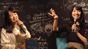 【イベントレポート】『ダイスキ』第4回サイコロステーキイベント AKB48 柏木由紀&横山結衣 _ AKB48[公式] - YouTube_2.MKV - 00217