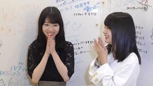 【イベントレポート】『ダイスキ』第4回サイコロステーキイベント AKB48 柏木由紀&横山結衣 _ AKB48[公式] - YouTube_2.MKV - 00224