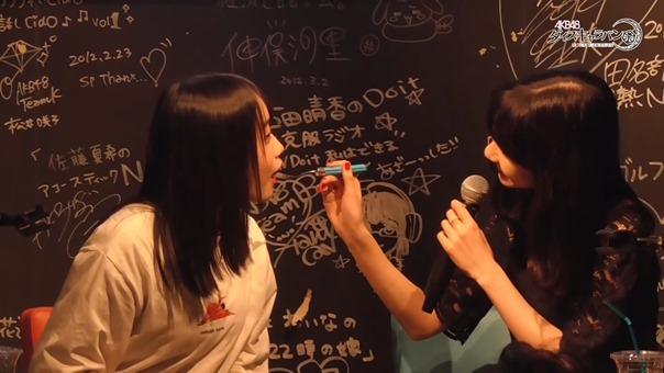 【イベントレポート】『ダイスキ』第4回サイコロステーキイベント AKB48 柏木由紀&横山結衣 _ AKB48[公式] - YouTube_2.MKV - 00064