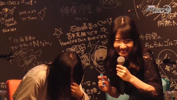 【イベントレポート】『ダイスキ』第4回サイコロステーキイベント AKB48 柏木由紀&横山結衣 _ AKB48[公式] - YouTube_2.MKV - 00067