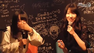 【イベントレポート】『ダイスキ』第4回サイコロステーキイベント AKB48 柏木由紀&横山結衣 _ AKB48[公式] - YouTube_2.MKV - 00069