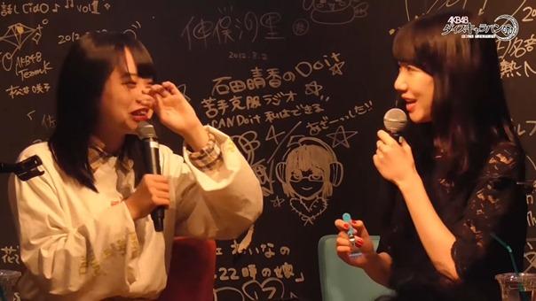 【イベントレポート】『ダイスキ』第4回サイコロステーキイベント AKB48 柏木由紀&横山結衣 _ AKB48[公式] - YouTube_2.MKV - 00071