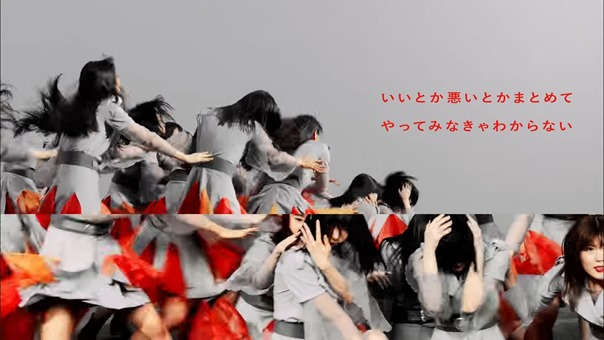 【MV full】NO WAY MAN _ AKB48[公式] - YouTube.MKV - 00108