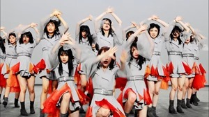 【MV full】NO WAY MAN _ AKB48[公式] - YouTube.MKV - 00293