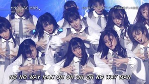 AKB48 - NO WAY MAN   Talk (Best Hits! Kayousai 2018 2018.11.15).ts - 00384