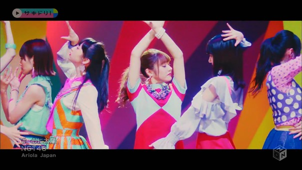 NGT48 - Kokoro ni Taiyou (M-ON! HD 1440x1080i H264 AC3).ts - 00153