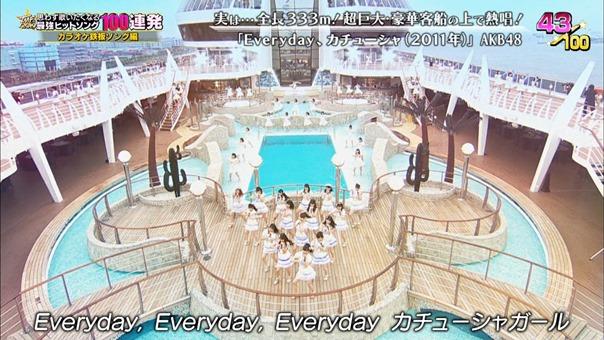AKB48 - Million Hit Kyoku Medley!   Talk (TV Tokyo Ongakusai 2019! 2019.06.26).ts - 01;30;29.810