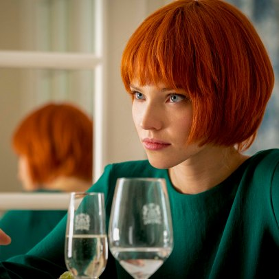 Sasha Luss stars as 'Anna' in ANNA.