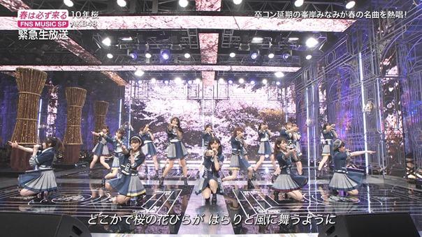 AKB48 - 10nen Zakura   Talk (FNS Ongaku Tokubetsu Bangumi 2020.03.21).ts - 00;07;19.298