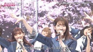 AKB48 - 10nen Zakura   Talk (FNS Ongaku Tokubetsu Bangumi 2020.03.21).ts - 00;10;07.717